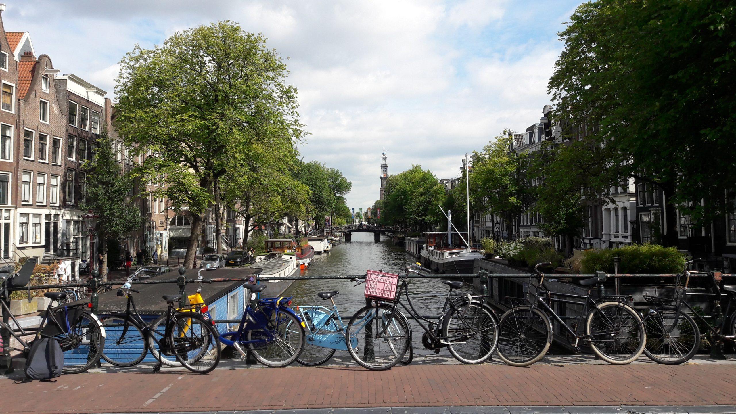 Stedelijke fietstochten
